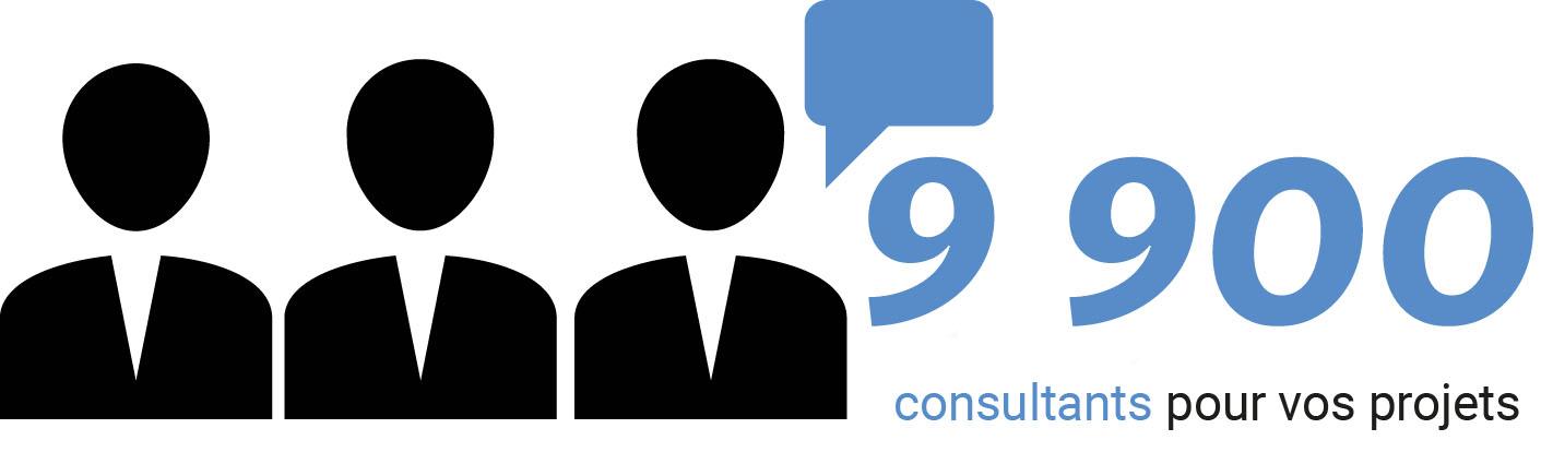 Concorde IT G.I.E met à disposition 9900 consultants pour vos projets